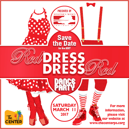 Western Wind Foundation Presents Red Dress Dress Red Dance Party 2017 - Saturday, March 11, 2017. Buy your tickets!