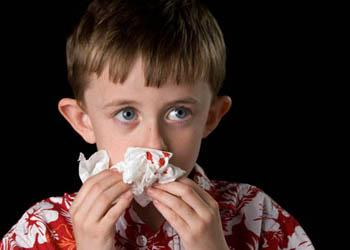 The first thing you should try to do when you have a nosebleed is gently blow your nose to remove any clots inside