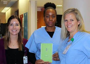 A journal has proven to reduce the stress for patients and families of being in an intensive care unit.