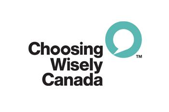 The goal of the Choosing Wisely Canada campaign is to help clinicians and patients engage in conversations about unnecessary tests and treatments and make smart and effective choices to ensure high-quality care.