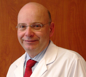 Dr. Stan Feinberg of North York General Hospital