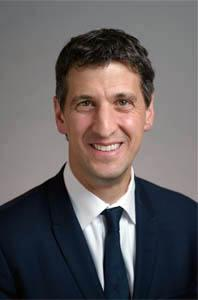 NYGH President and CEO Dr. Joshua Tepper