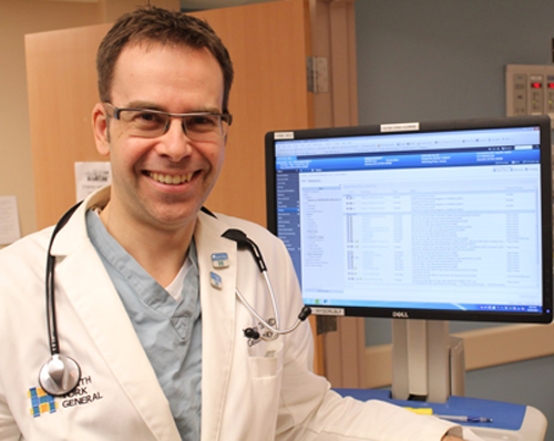 Dr. Jeremy Theal is the Chief Medical Information Officer and a Staff Gastroenterologist at North York General Hospital.