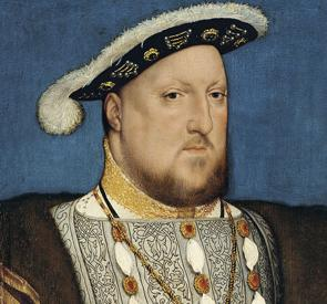 King Henry VIII of England was one of the many famous people with gout.