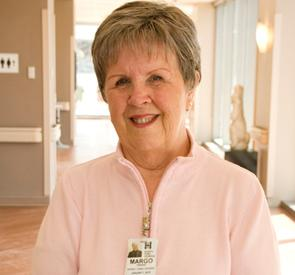 Patient and Family Advisor Margo Twohig