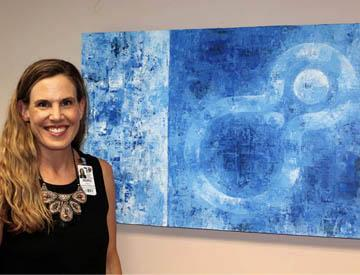 Ingrid Ambus is a Cancer Genetic Counsellor at North York General Hospital.
