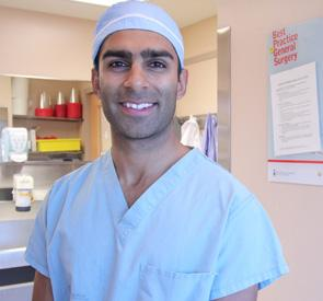Dr. Usmaan Hameed is a new surgical oncologist at North York General Hospital, specializing in the treatment of gastrointestinal diseases.