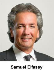 Samuel Elfassy is the Chair of the North York General Hospital Board of Governors.
