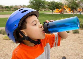 Dehydration, heat stroke, heat exhaustion, heat syncope and heat rash are some of the typical heat-related illnesses doctors see during summer.