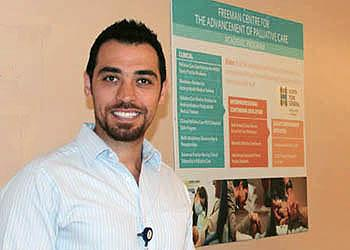 Clinical Team Manager of Oncology and Palliative Care Rabih Yehya