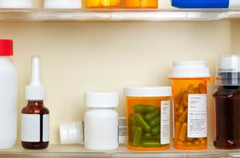 Remember your medicine cabinet when spring cleaning.