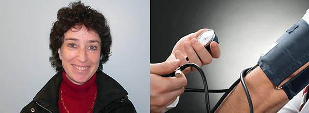 Family Physician Dr. Michelle Greiver has conducted research into whether measuring blood pressure in medical offices should be done in exam rooms only.