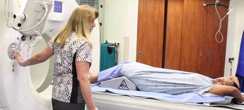 Find out the difference between an X-Ray, CT Scan and MRI in this Behind the Scenes video.
