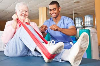 The Assessment and Wellness Centre at North York General Hospital provides comprehensive physiotherapy care to many clients after a slip and fall.