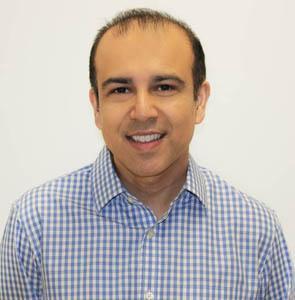 Dr. Ronik Kanani, Chief of Paediatrics, North York General Hospital