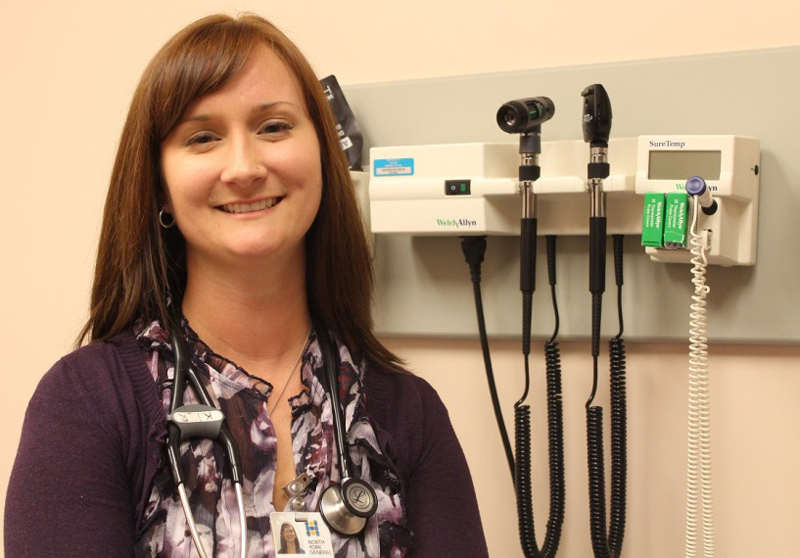 Dr. Katherine Ker, Lead Physician of the Family Medicine Teaching Unit at North York General Hospital