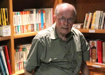 Michael Redmond, a resident at Seniors' Health Centre.