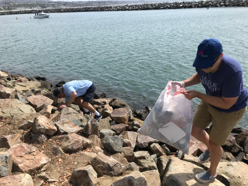 WSA-OCoastal Cleanup 2018