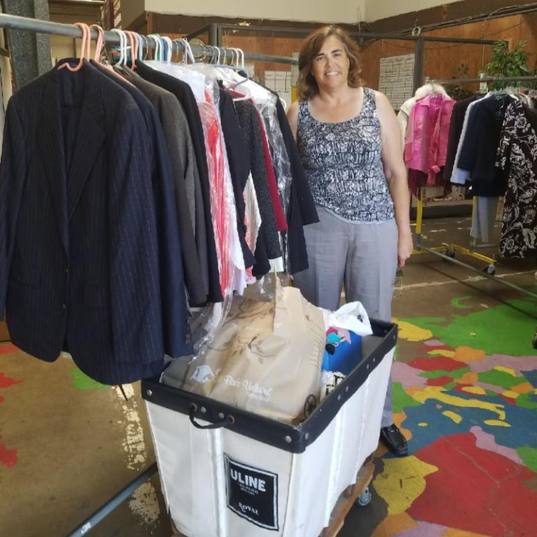 Working Wardrobes Donation