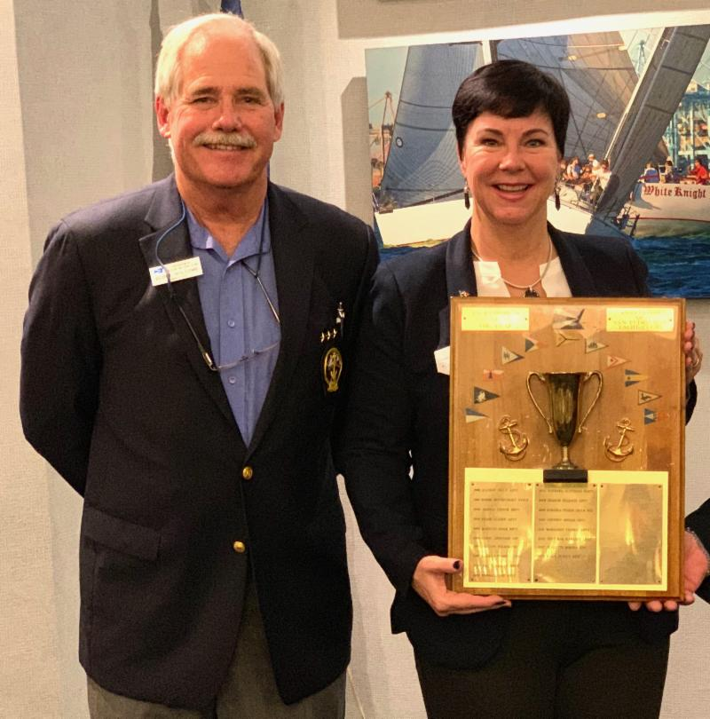ASPBYC 2018 Yachtswoman of the Year