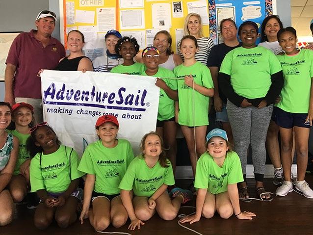 Adventure Sail