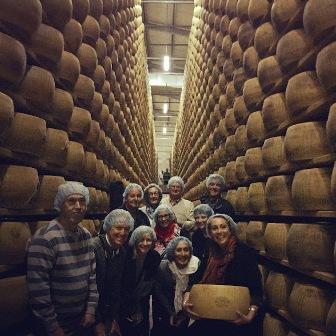 Bologna Parmigiano