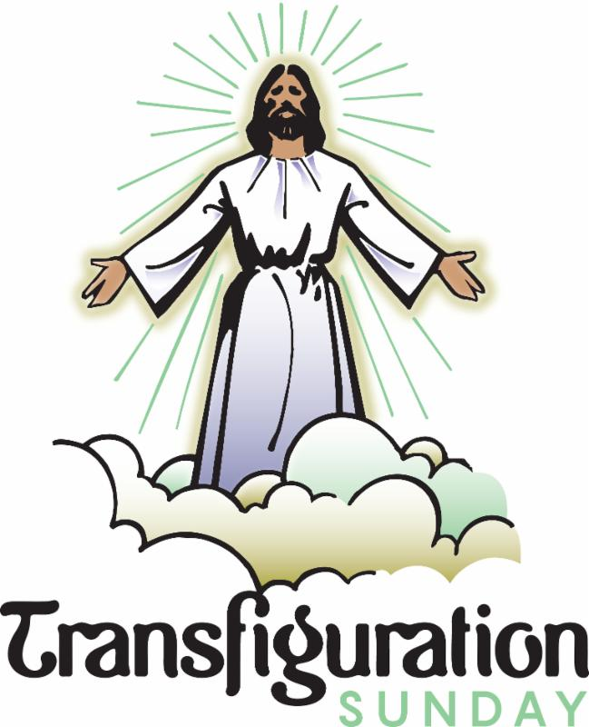 Image result for transfiguration Sunday
