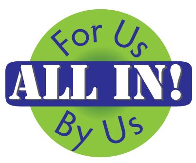 All in Logo