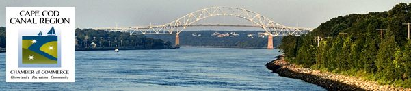 Cape Cod Canal and Sagamore Bridge