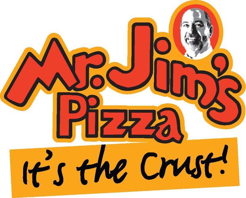 Mr. Jims Pizza Logo