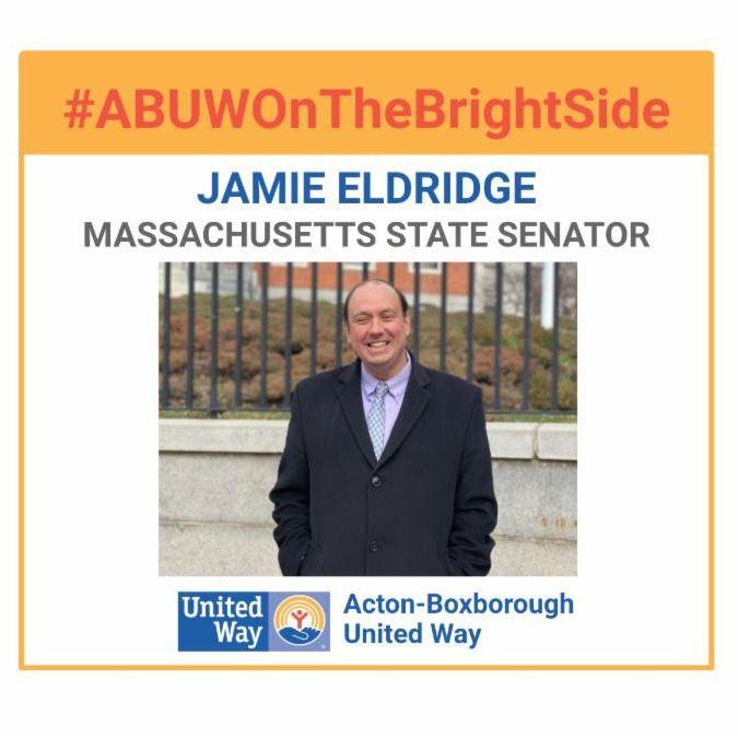 Massachusetts State Senator Jamie Eldridge