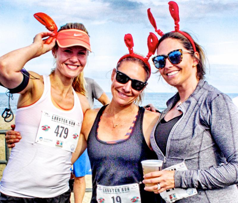 lobster run ladies