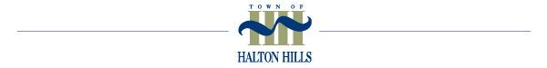 Town of Halton Hills official logo
