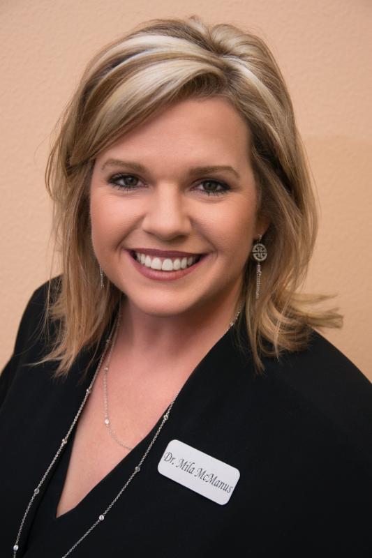 Dr. Mila McManus