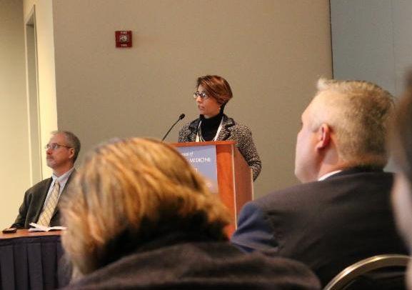 Dr. Lily Elefteriadou presents at TRB panel
