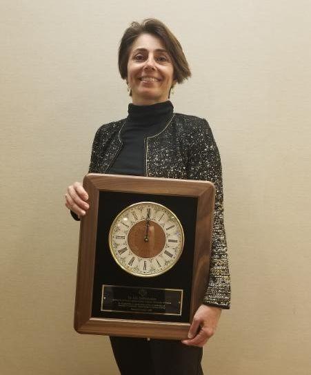 Dr. Elefteriadou Award