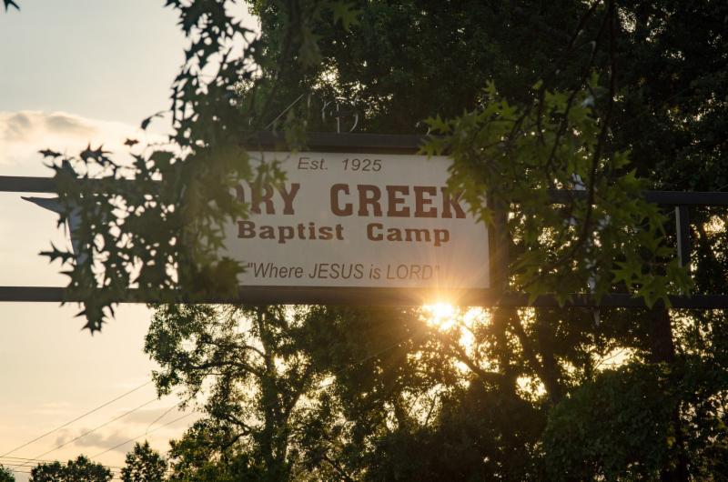 Dry Creek Camp