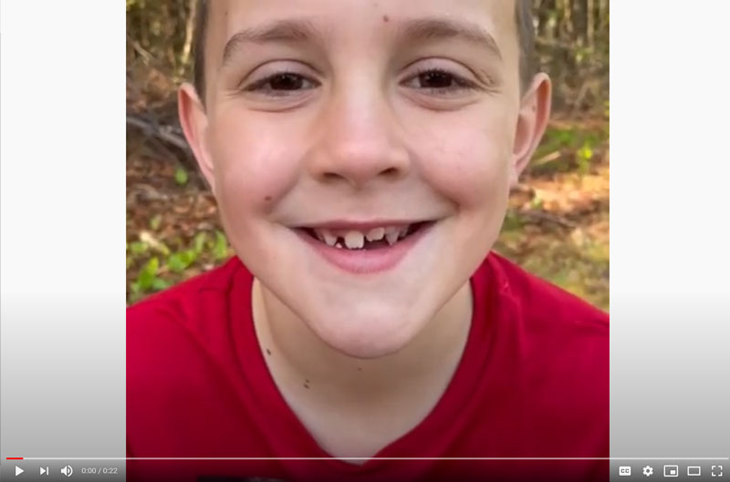 Learn about the Elephant Ambassador Program from Bryce. Click the image to watch.