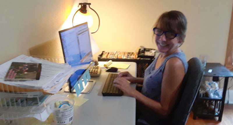 Suzanne Carr - EAI_s new office manager