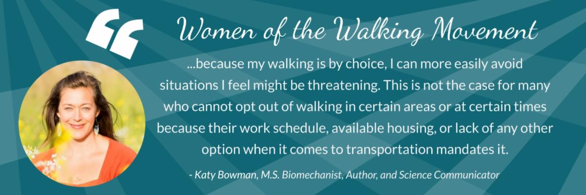 Quote by biomechanist, author, and science communicator Katy Bowman.