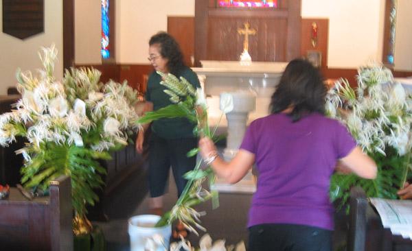 Easter prep church