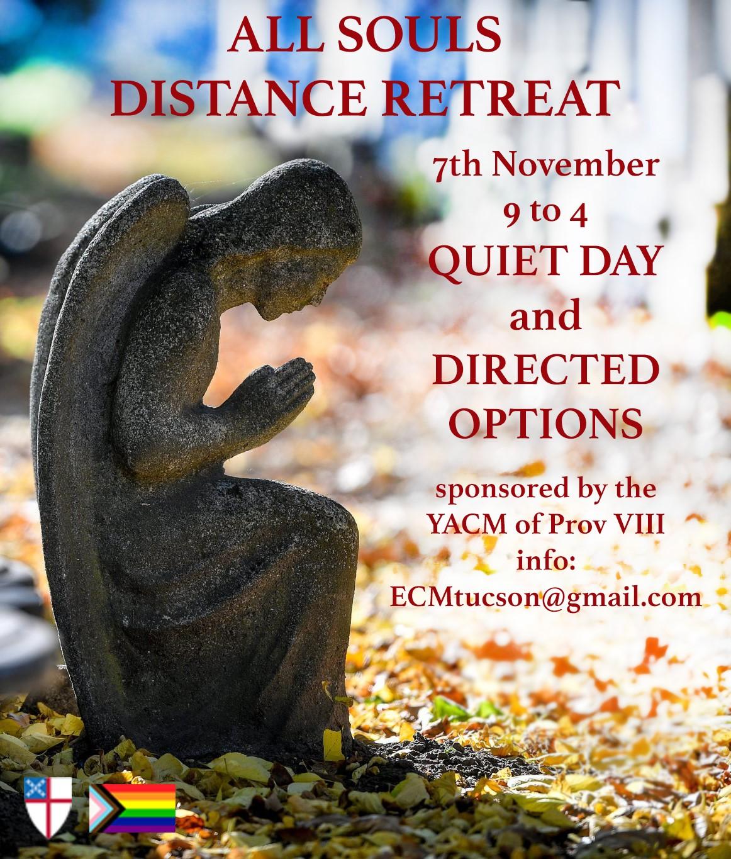 all souls distance retreat