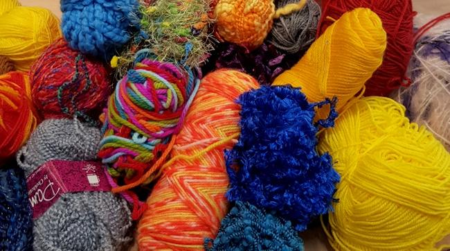 Wool donations needed