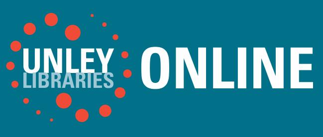 Unley Libraries Online