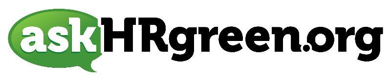 askHRgreen.org