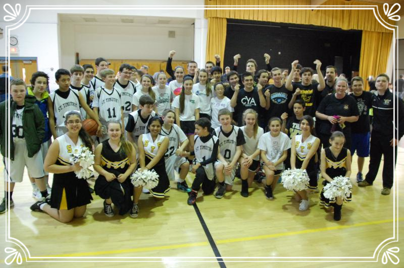 Student Faculty Game