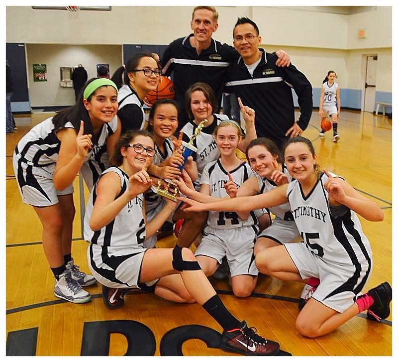 8th grade champs!
