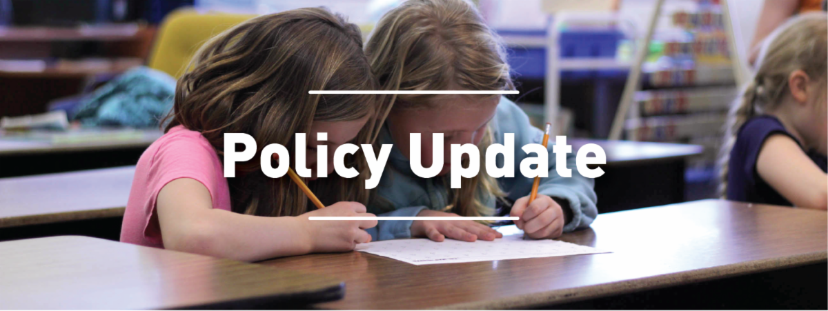 IAA Policy Update