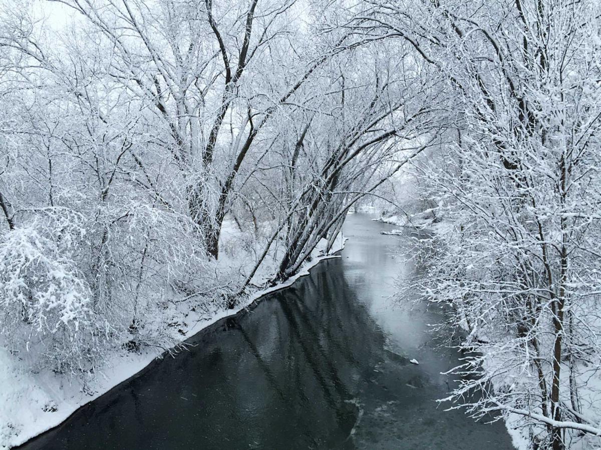 Derek Sawvell - Winter Wonderland