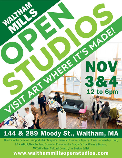 Waltham Open Studios